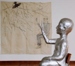 Anunciación, Kiki Smith