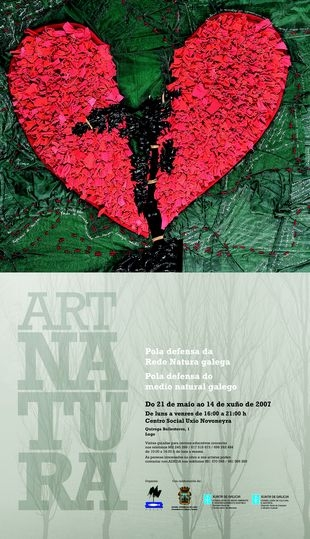 Cartaz de 'Art Natura'