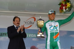 Hushovd no podio