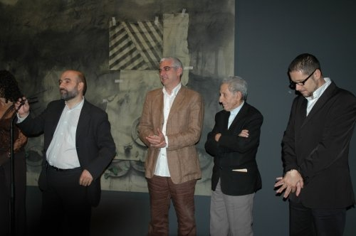 Inauguración no Auditorio